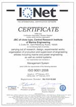 CERTIFICATE   RU-15.0119.026  Issued on: 27th February, 2015