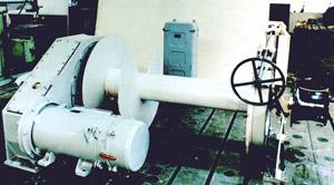 Швартовная лебедка АШЛ-80Э