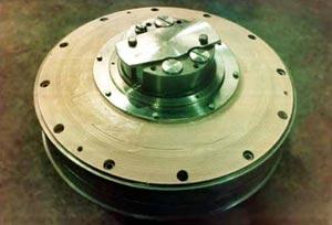 Гидромоторы типа 4070 М, 6070 М, ГРП 7К