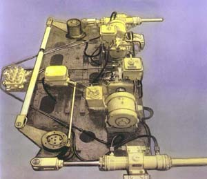 Рулевые машины Р-32