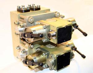 Распределители электромагнитные РЭ-10